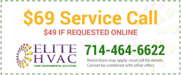 HVAC Service Coupons