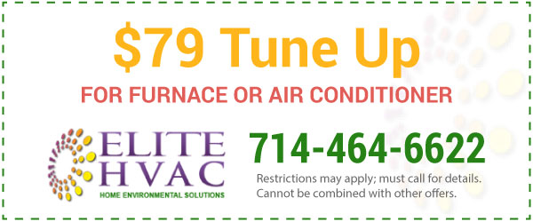 HVAC Service Coupons