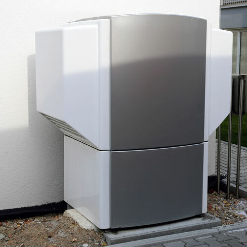 residential geothermal heat pump