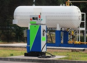 LP Gas Heater