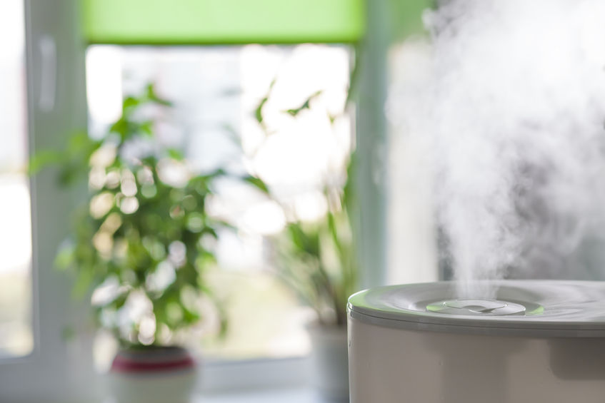 humidifier and whole house air filtration system