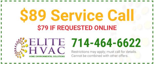 $89 Service Call